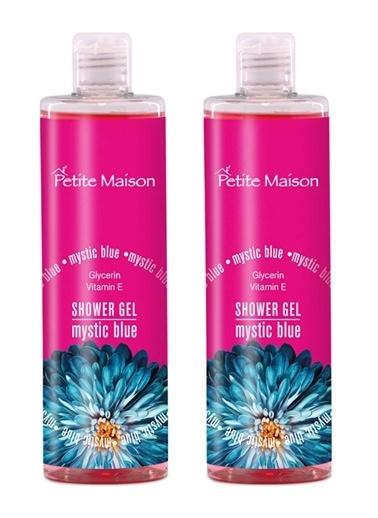 Petite Masion 2.6.1.31100 Petite Maison 2'li Duş Jeli Mystic Blue PETITE MAISON Renksiz